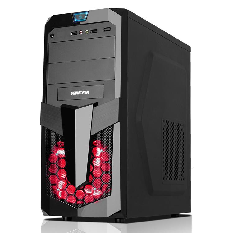 migliori PC gaming 600 euro AMD 2700X RX 580