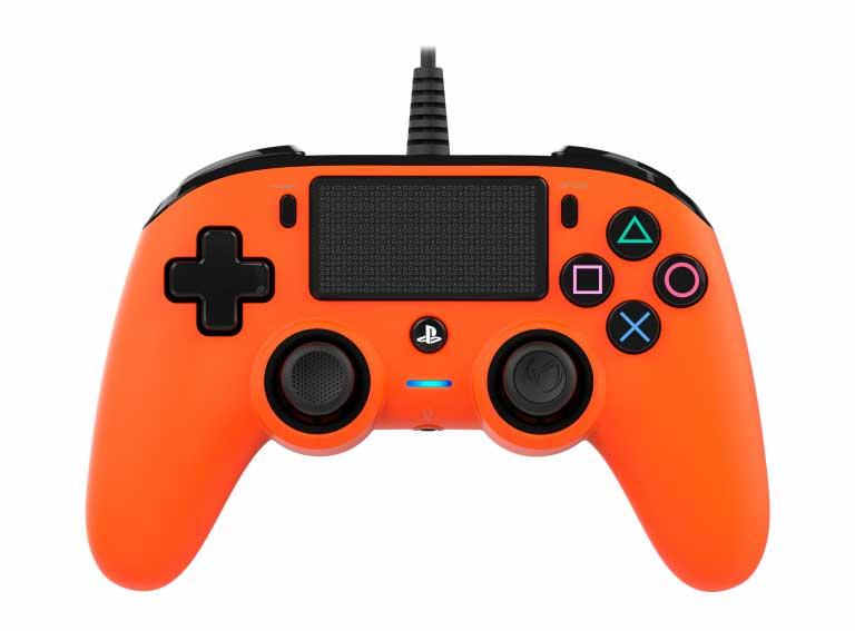 Joystick ps4 arancione economico