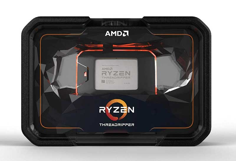 processore amd threadripper per assemblare un pc da gaming