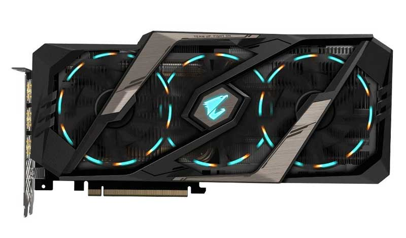 Scheda video nVidia 2080 ti assemblare un pc gaming