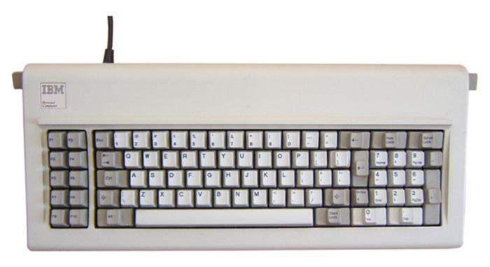 tastiera meccanica IBM