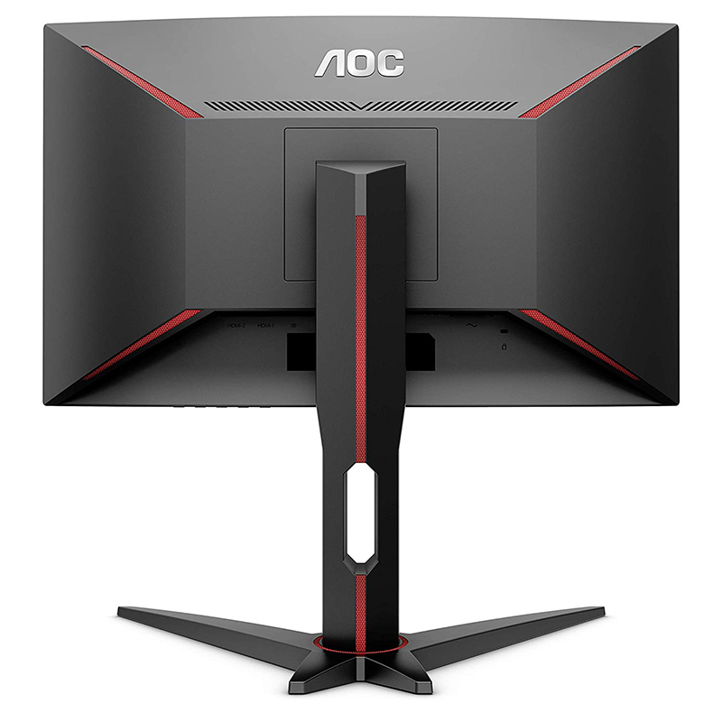 Monitor gaming 144Hz AOC C24G1 retro