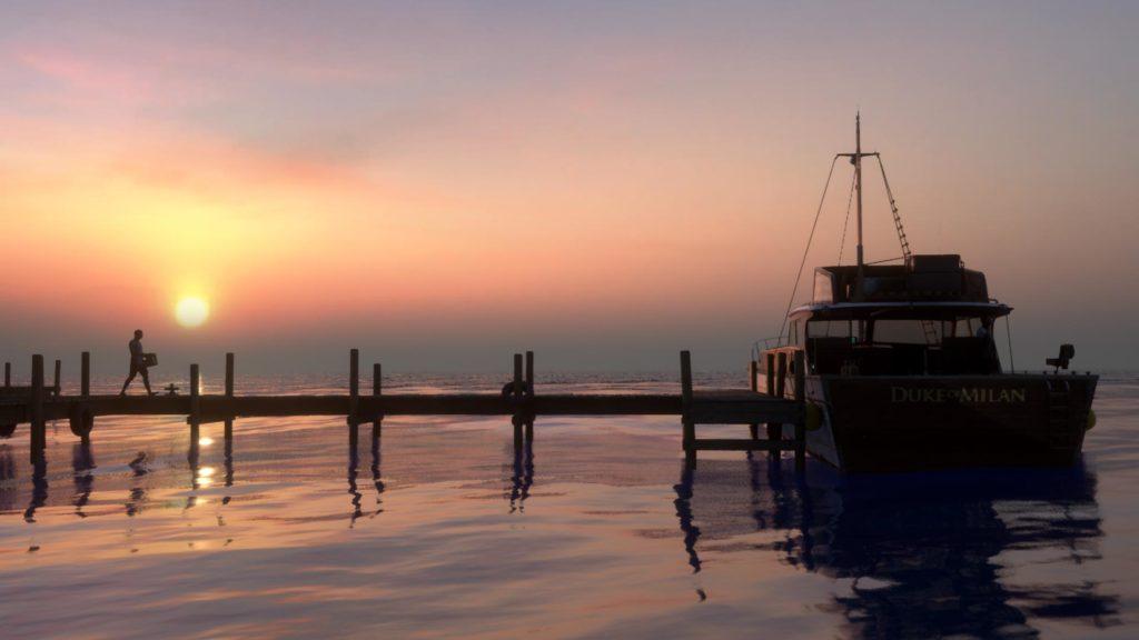 Un'escursione in barca si trasformerà in un incubo in Man of Medan