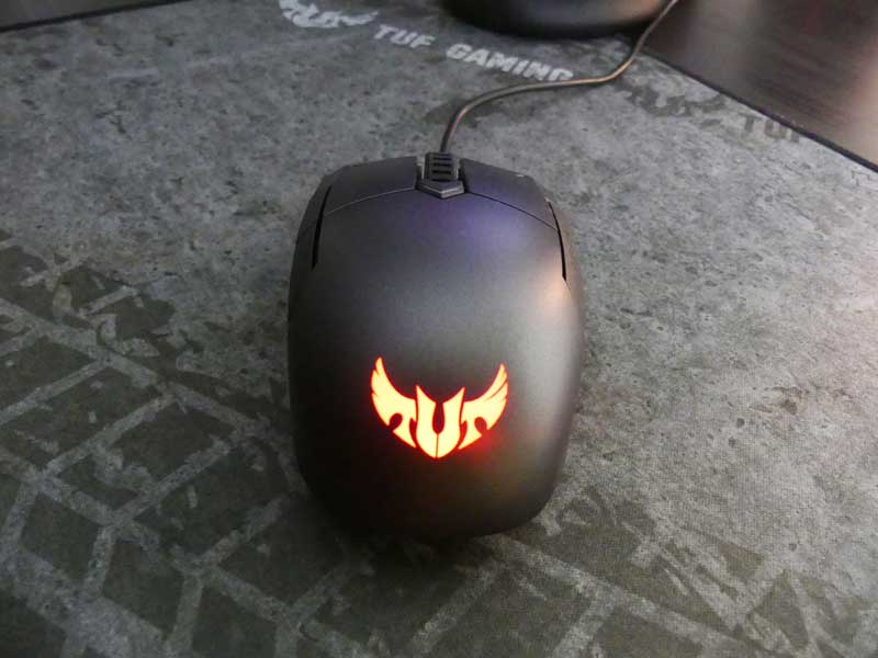 Mouse gaming ASUS TUF M5 Recensione