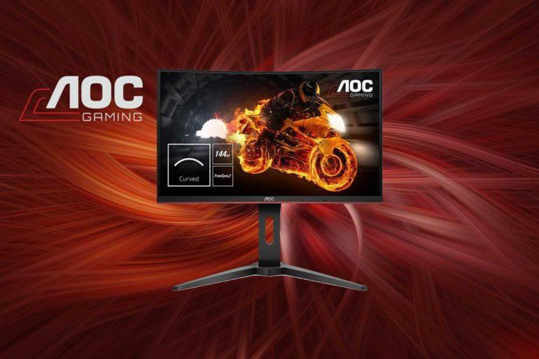 AOC C24G1 recensioneAOC C24G1 recensione MOnitor Gaming 144Hz Economico