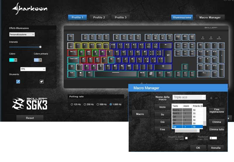 sharkoon skiller sgk3 macro e software