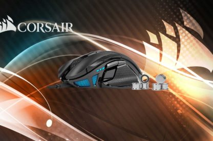 Corsair NIghtsword RGB recensione