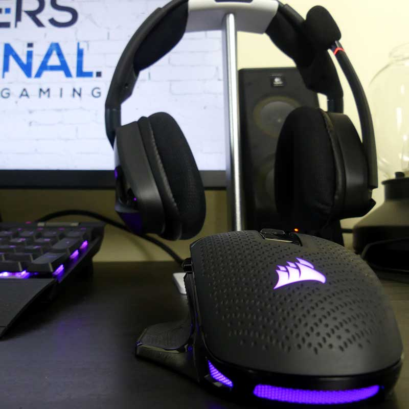 Periferiche gaming corsair