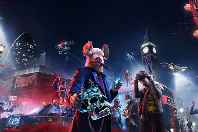 Watchdogs Legion tra i giochi PS5 confermati