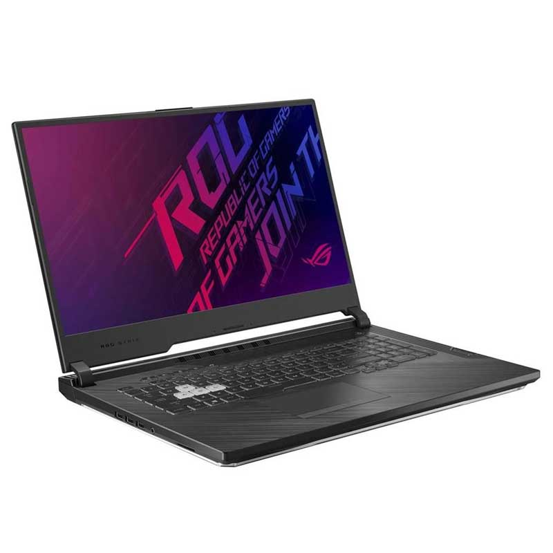 notebook ASUS ROG Strix-Nvidia GeForce RTX 2060
