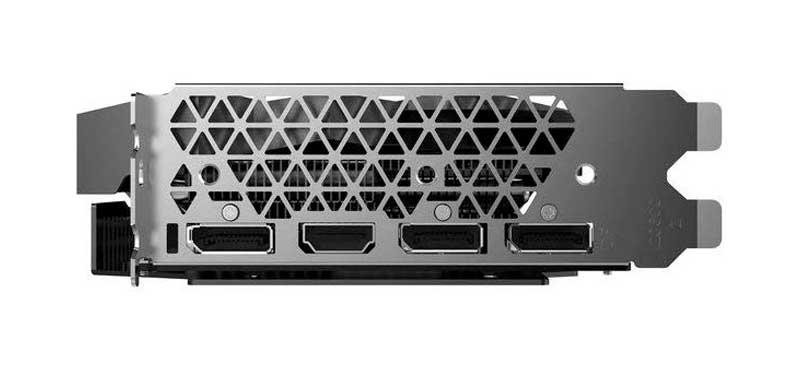 Porte della migliore scheda video Nvidia 144 FPS Zotac Geforce rtx 2060
