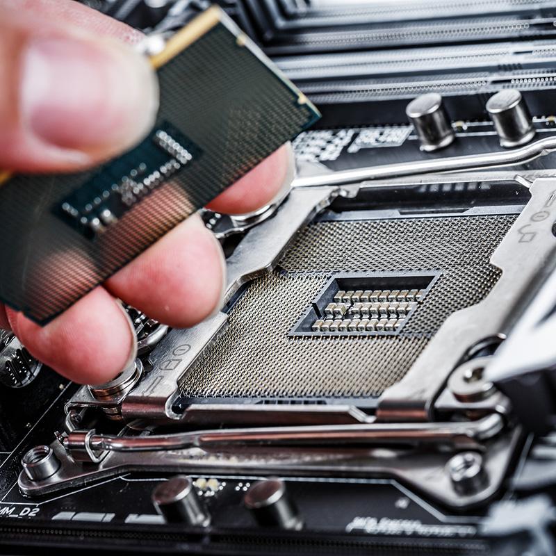 Scheda Madre gaming Compatibilita con il processore