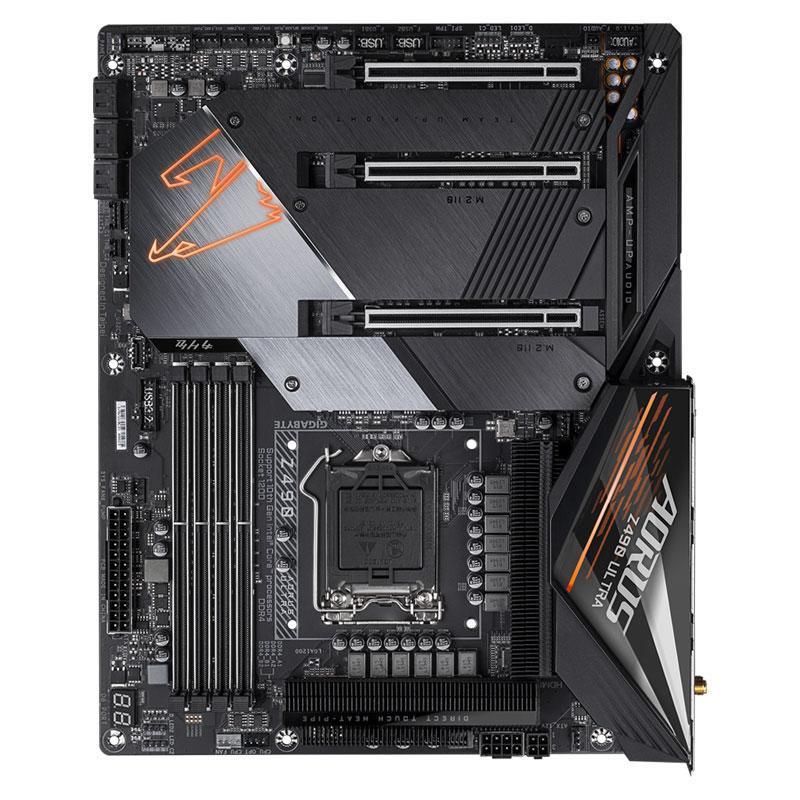 scheda madre intel lga 1200 per processori intel 10 generazione Z490 AORUS ULTRA