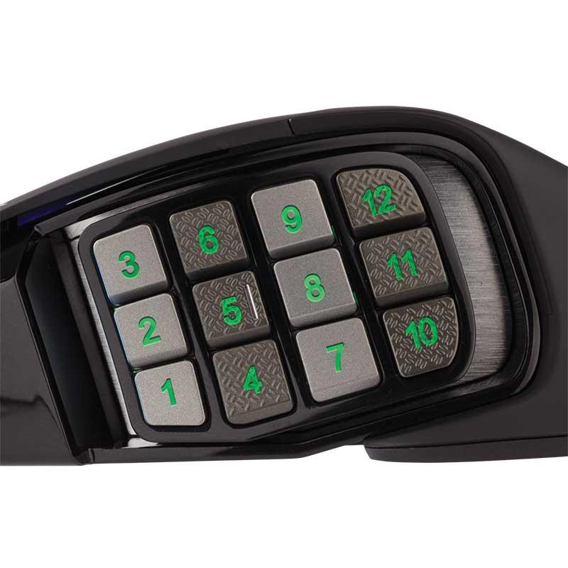 Corsair Scimitar RGB ELite mouse MMO RPG