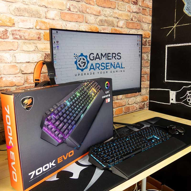 Tastiera Corsair Gaming 700K EVO recensione