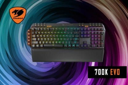 Cougar Gaming 700K EVO recensione