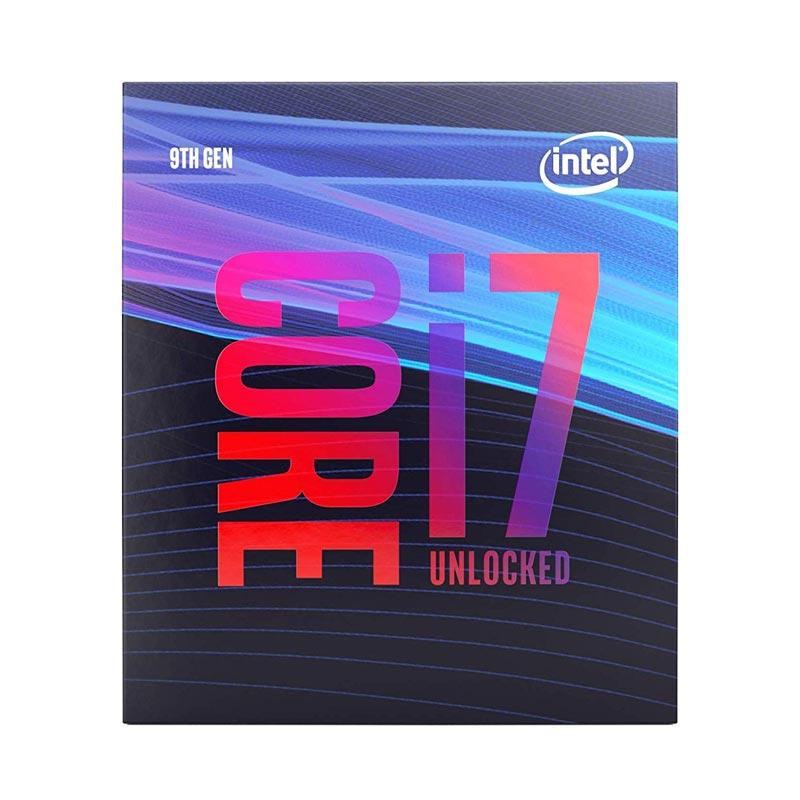Processore intel Core i7 9700K