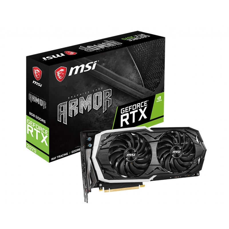 SCheda video Geforce Rtx 2070 armor