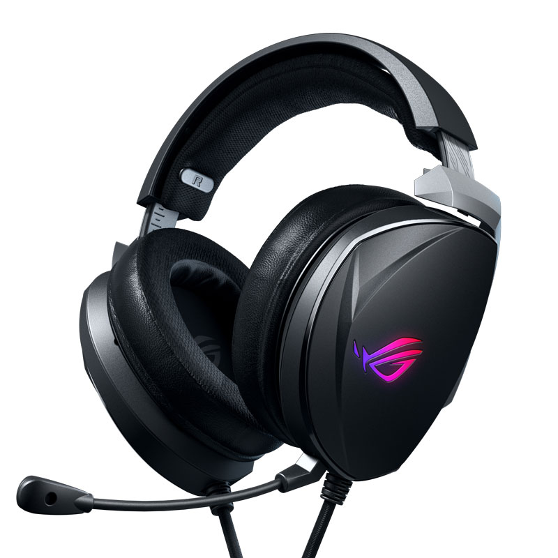 cuffie gaming asus rog theta dolby 7.1
