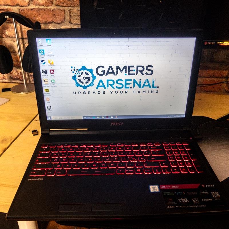 notebook gaming monitor gaming 120 HZ
