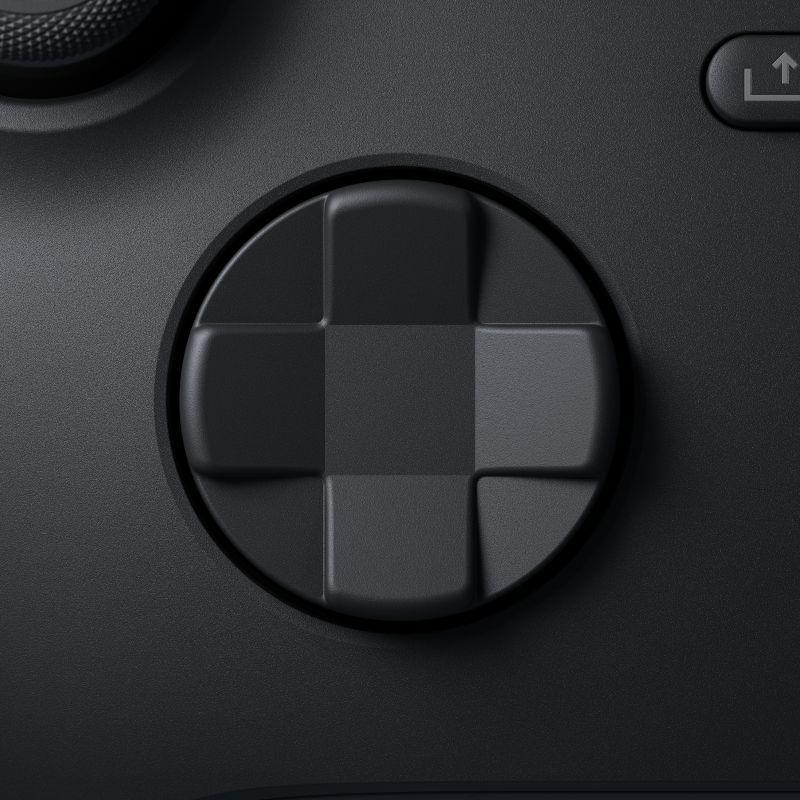 xbox series x controller, il D-pad del controller