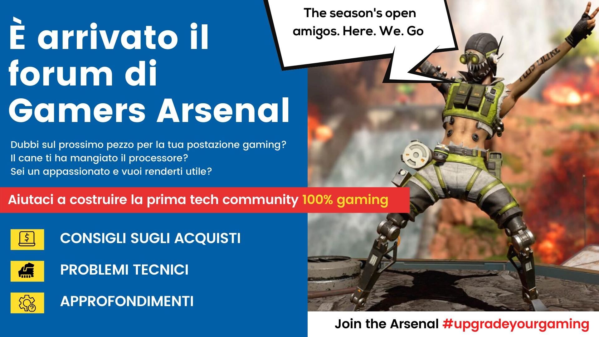 Forum tecnologia gaming