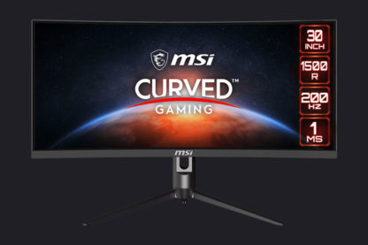 MSI annuncia il nuovo monitor da gaming Optix MAG301CR