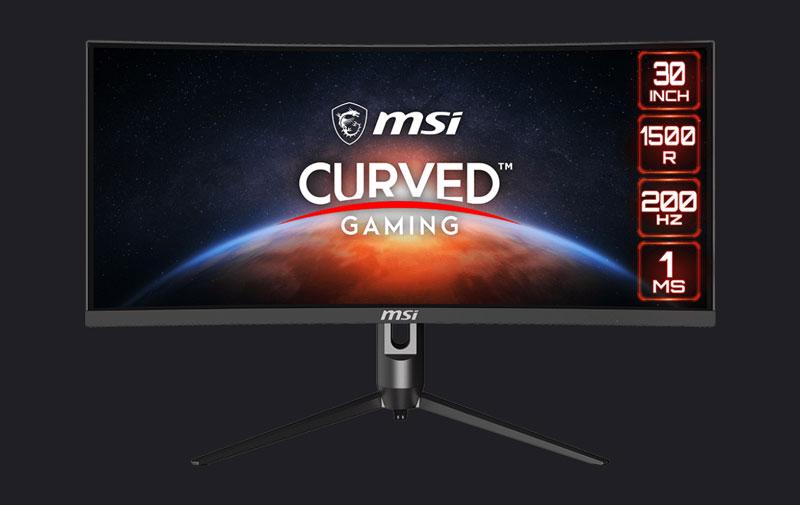 MSI annuncia il nuovo monitor da gaming Optix MAG301CR