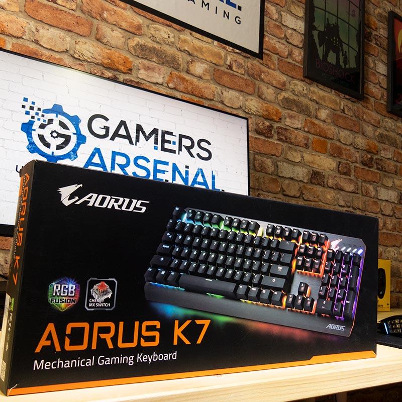 Tastiera gaming aorus k7 prezzo