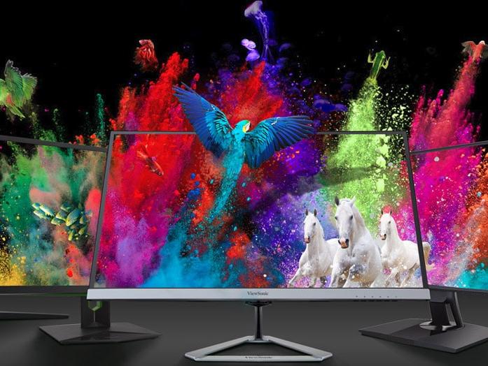 Monitor IPS evidenzia i colori
