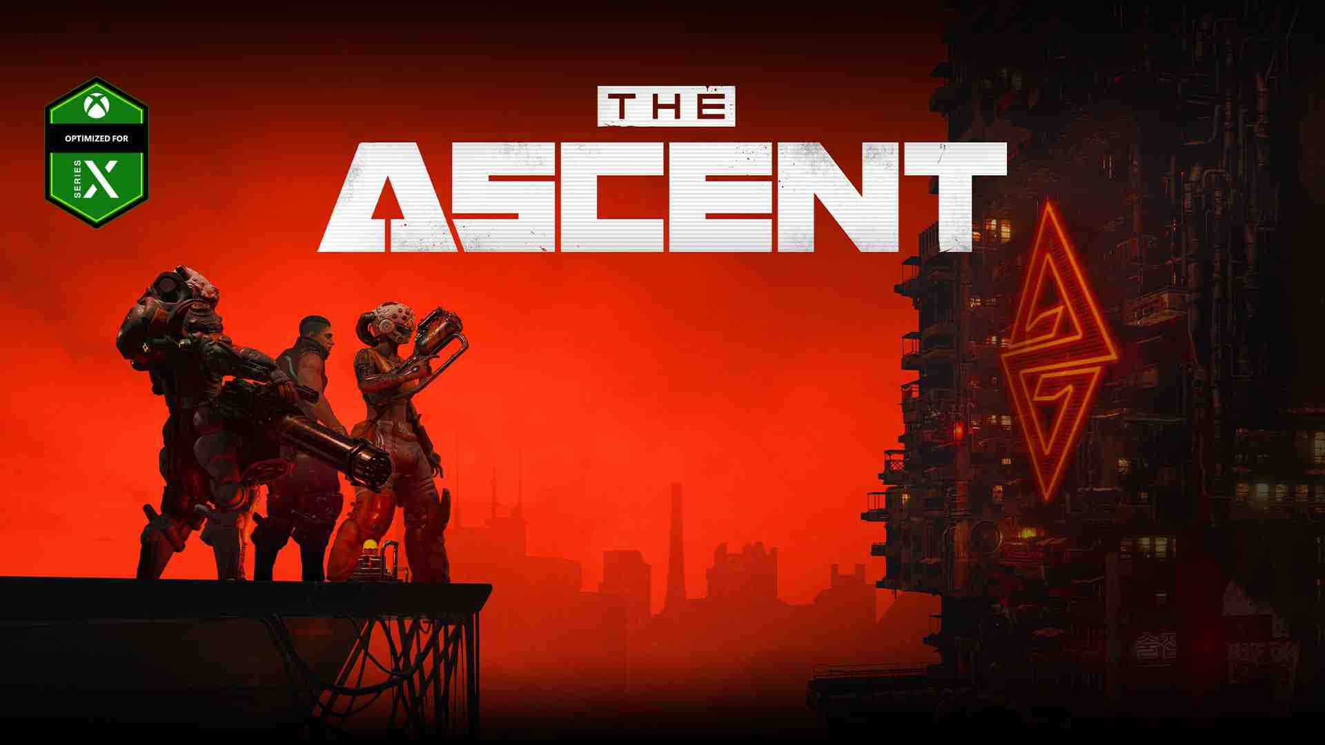 the ascent xbox