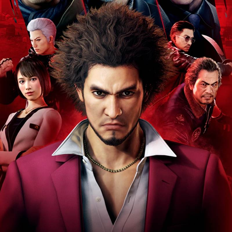 Giochi xbox series x: yakuza like a dragon
