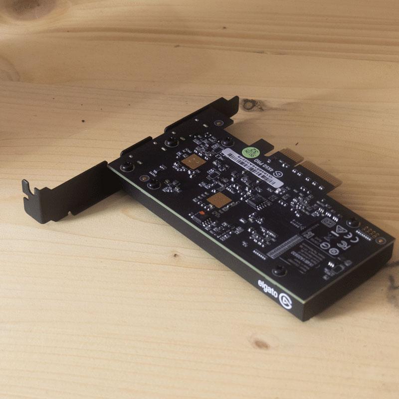 Elgato 4k pro processore