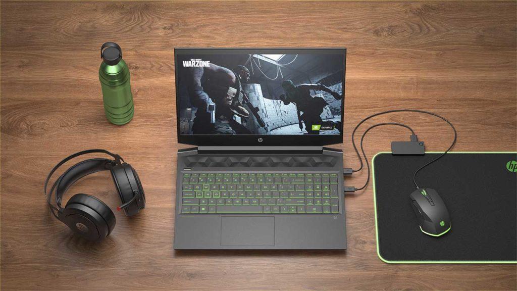pavilion gaming 16 laptop gaming