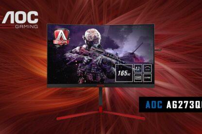 AOC agon ag273qcg recensione