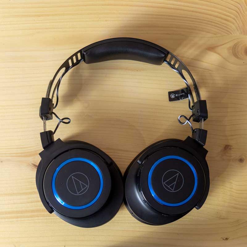 Audio technica ATH-G1WL 2