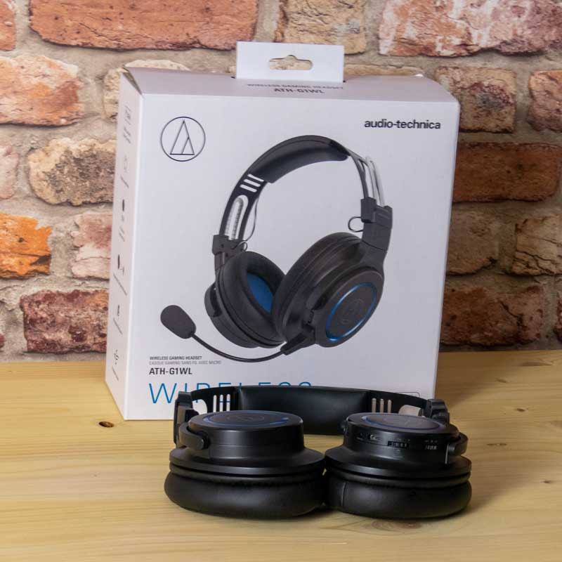 Audio technica ATH-G1WL cuffie da gaming