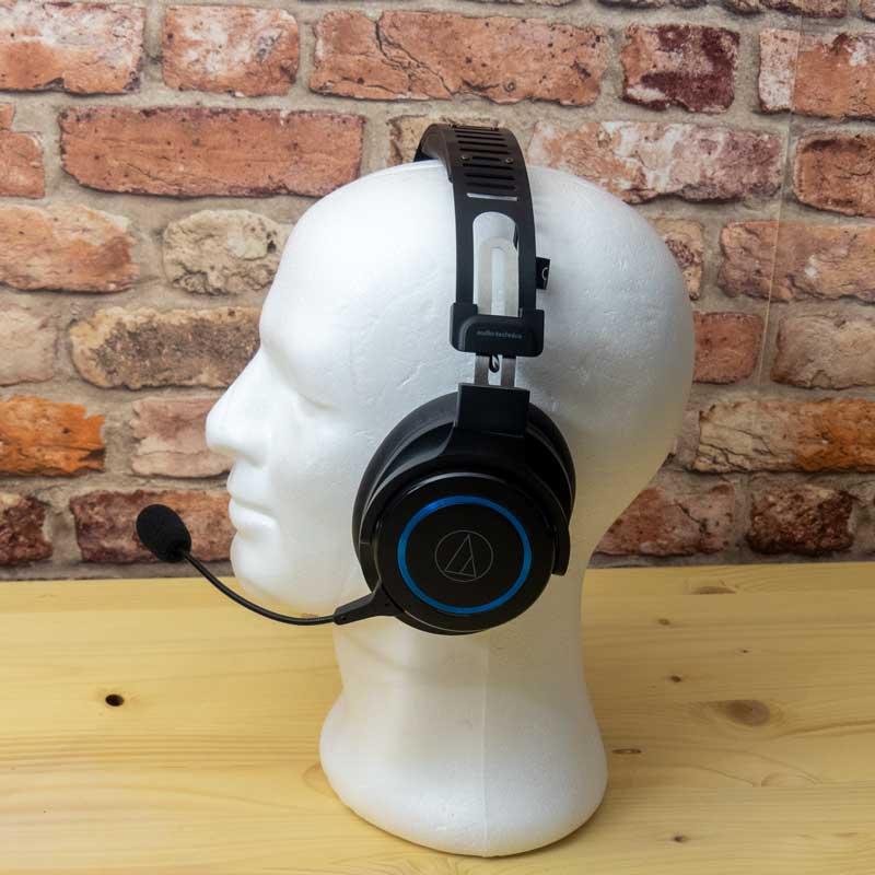Audio technica ATH-G1WL cuffie wireless da gaming con microfono