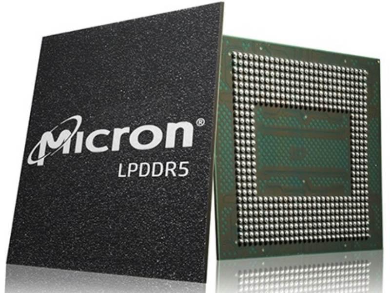 Chip LPDDR5