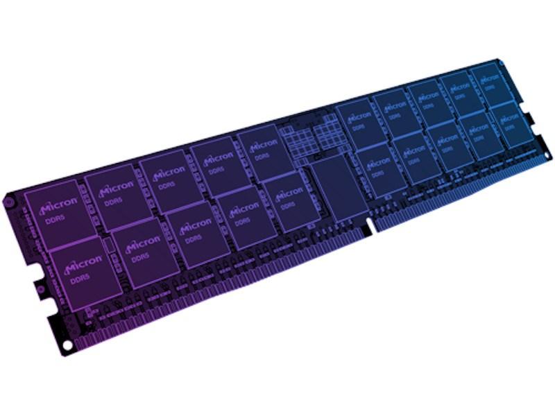 RAM DDR5 Micron viola