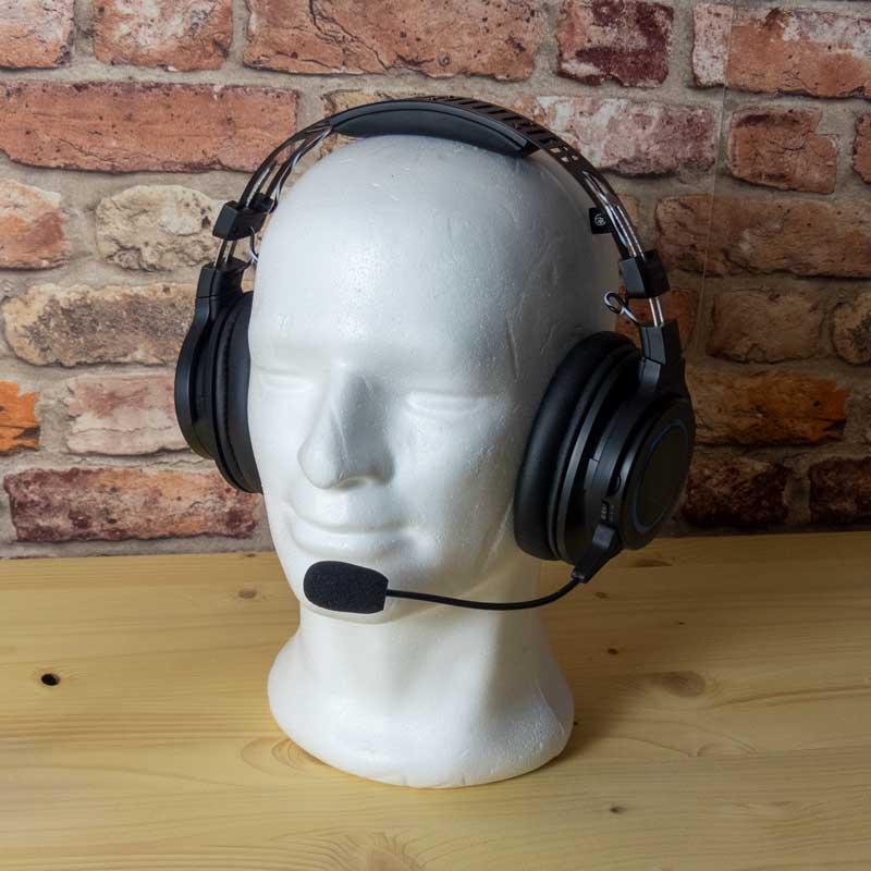 Recensione cuffie da gaming Audio technica ATH-G1WL