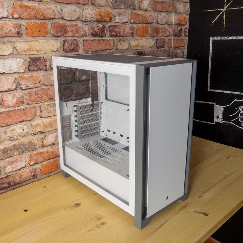 Case PC Corsair 4000D recensione