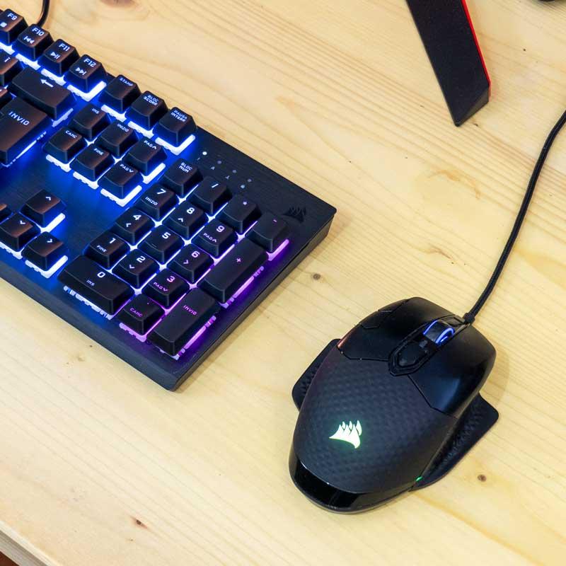 Corsair k60 RGB Pro recensione gaming