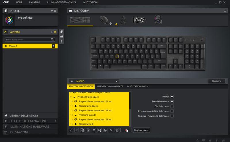 k60 software macro