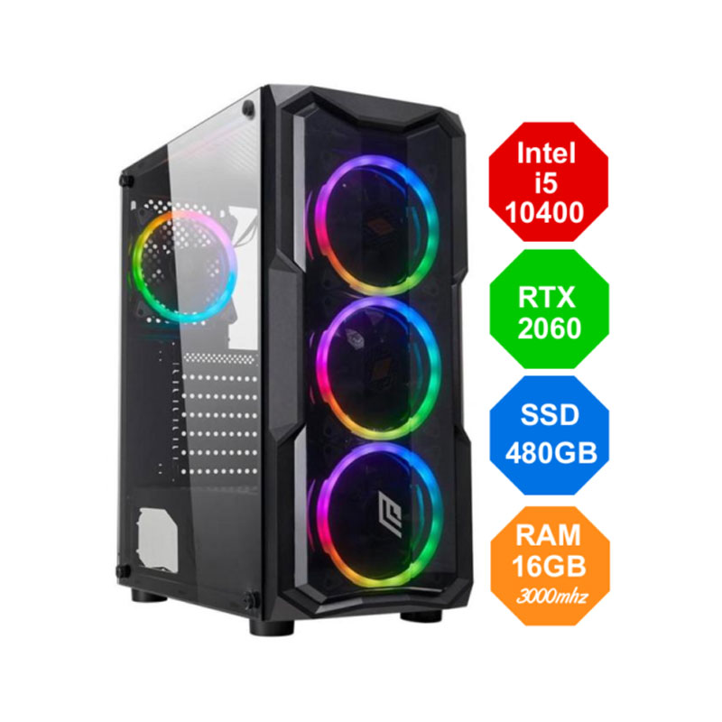 Pc gaming 900 euro nvidia rtx 2060