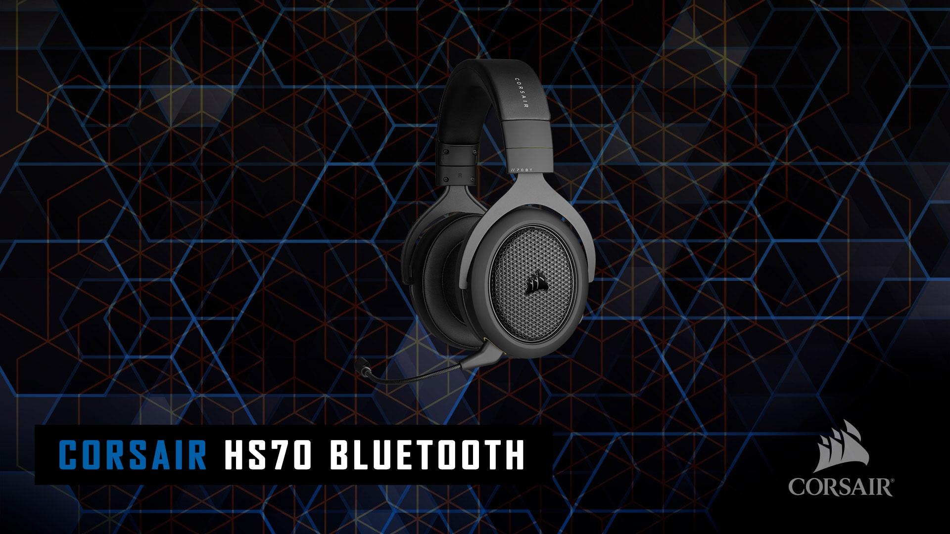 corsair HS70 bluetooth recensione