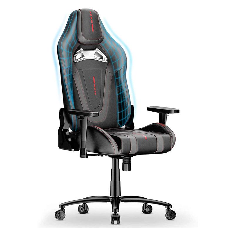 mfavour Sedia Gaming Girevole ergonomica