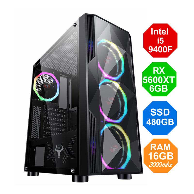pc gaming 800 euro 5600 xt