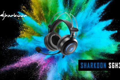 sharkoon sgh30 recensione