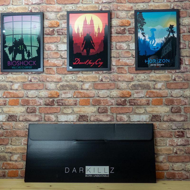 tappetino gaming Darkillz Gamers Arsenal